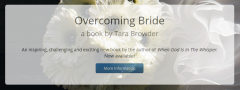 "Tara Browder's Book ""Overcoming Bride"" (New)"